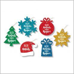 Chiudipacco & Decorazioni Natale